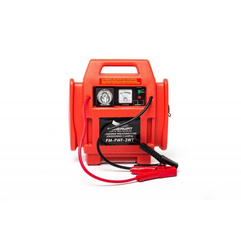 Urządzenie rozruchowe 3W1 Powermat